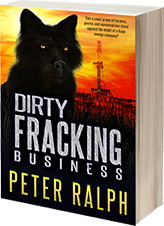 Dirty Fracking Business cover