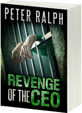 Revenge of the CEO cover
