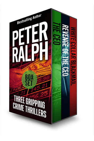 Three Gripping Crime Thrillers